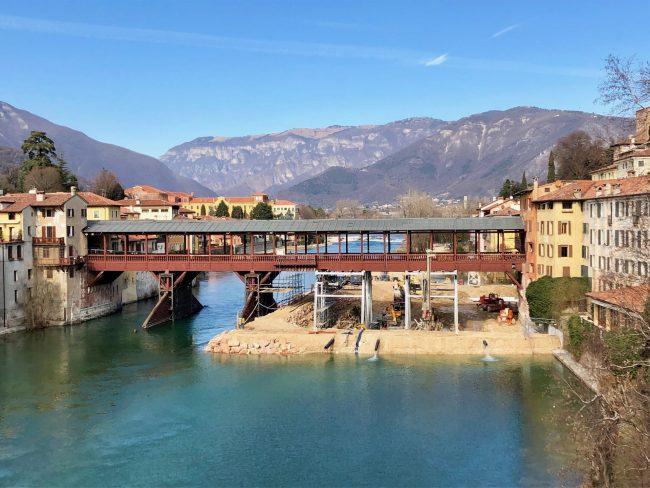 Ponte degli Alpini dritto