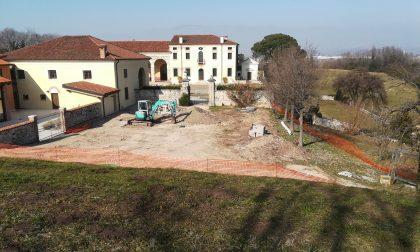 Cantieri a Montecchio, c'è aria di rinnovamento AGENDA DEI LAVORI