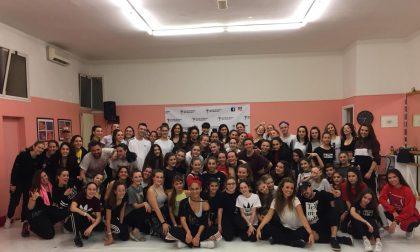 Kaea Pearce alla Scuola di Danza San Bassiano