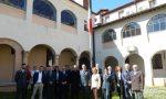 Visita di una delegazione UCID al comando provinciale di Vicenza