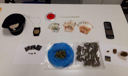 Droga e denaro, scattano gli arresti per un 21enne di Monticello