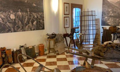 Le collezioni per la memoria a Carpanè di San Nazario