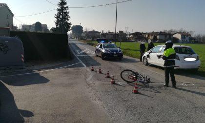 Marano, ciclista investito in via Stazione