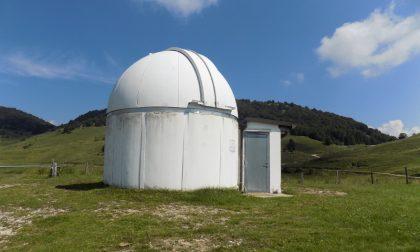 L'osservatorio astronomico sul monte Novegno si rinnova