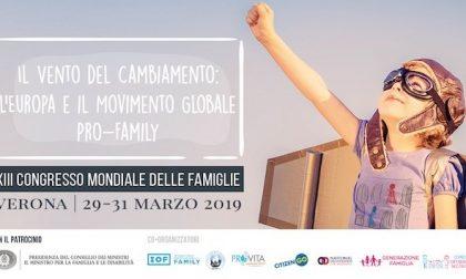 """Congresso mondiale delle famiglie a Verona attacco dei partigiani: """"Iniziativa retrograda, intollerante e oscurantista"""""""