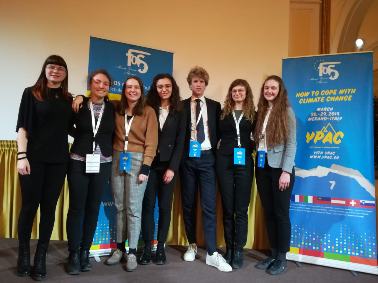 Parlamento dei Giovani della Convenzione delle Alpi