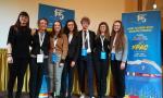 Studenti del Brocchi a Merano per Parlamento delle Alpi (Ypac)