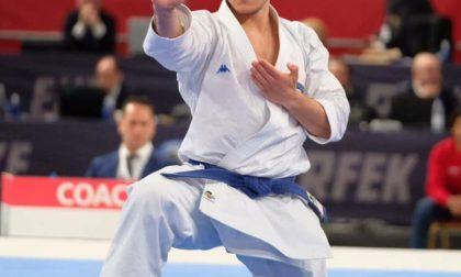 Mattia Busato è bronzo al Campionato d'Europa di Karate
