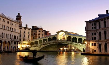 Il Veneto tra le cinque regioni più turistiche d'Europa