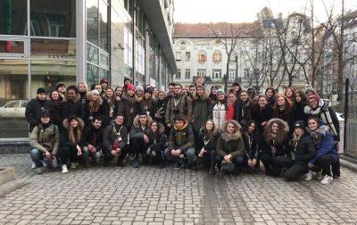 Studenti in viaggio sul Treno della memoria