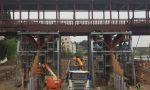 Il vecchio e amato Ponte degli Alpini torna a reggersi sul legno