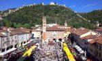 Marostica, centro storico: il primo defibrillatore DAE
