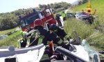 Incidente a Sovizzo tra un'auto e una microcar