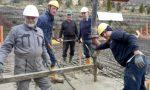 Gli alpini di Bassano al lavoro in Centro Italia