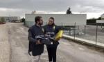 Sequestro di aree contaminate da rifiuti speciali pericolosi a Montecchio Precalcino VIDEO