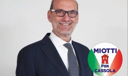 Elezioni 2019 Cassola Egisto Miotti è candidato sindaco