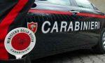 I carabinieri di Schio soccorrono le vittime del maltempo