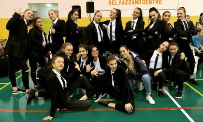 Olimpiadi di danza: le ragazze del Brocchi qualificate per la gara nazionale