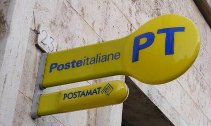 Anche in zona rossa aperti gli uffici postali e garantito il servizio di recapito