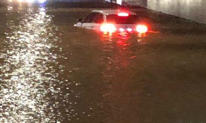 """""""Ho visto la morte in faccia. L'acqua aveva invaso l'auto"""""""