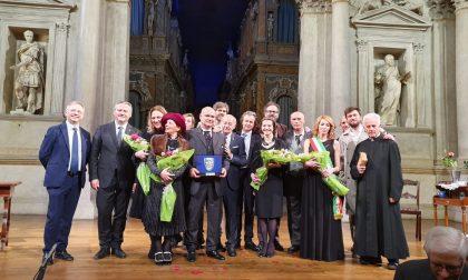 """Vicenza: consegnato il """"Premio Faber"""" alla compagnia vincitrice della Maschera d'Oro"""