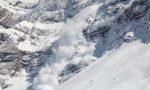 Valanga nelle Piccole Dolomiti: uno sciatore disperso