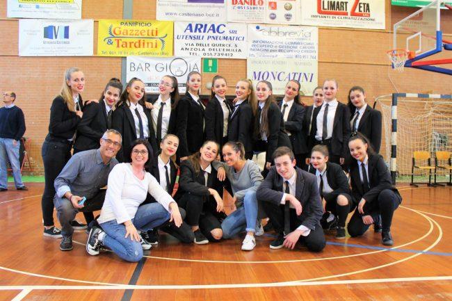 Olimpiadi della danza: medaglia d&#8217&#x3B;argento alle finali nazionali per il liceo &#8220&#x3B;G. B. Brocchi&#8221&#x3B; di Bassano