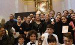 La classe prima dell'istituto vince «Talenti in Canavese»