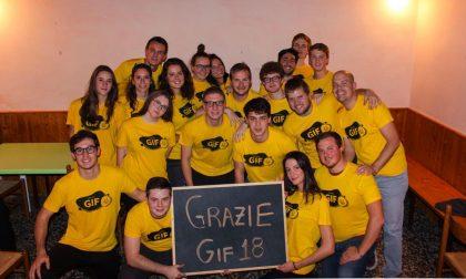Torna la Gif: l'appuntamento estivo per i giovani