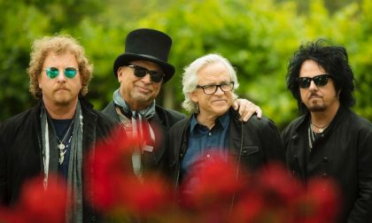 Gli  ZFG aprono il concerto dei Toto  al Marostica Summer Festival
