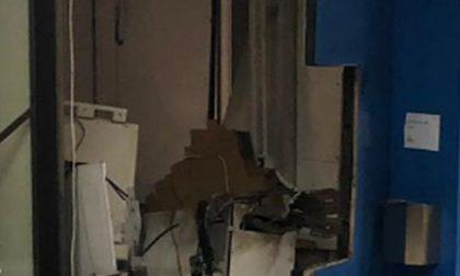 Esplosivo nel bancomat, furto alla  banca di Arcugnano