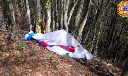 Muore col parapendio un turista polacco di 71 anni
