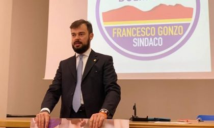 Amministrative 2019, Gonzo sindaco bis