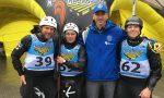 Gara nazionale di canoa slalom: grandi successi per il CCKV