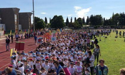 1800 ragazzi in pista con il Gruppo Atletico Bassano