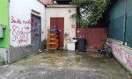 Sgomberato l'ex Despar di via Palladio: non è più la casa del 60enne rumeno