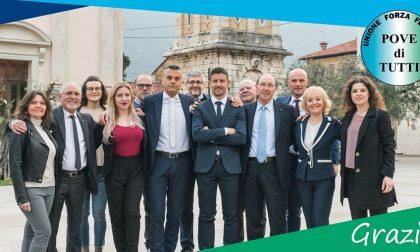 Francesco Dalmonte è il nuovo sindaco di Pove del Grappa