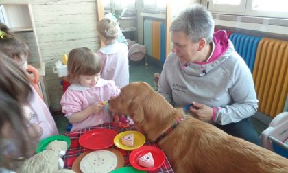 Zooantropologia didattica: cani a scuola!