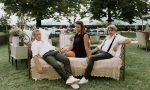 "Pop, rock e soul con il trio acustico dei ""Ménage à Trois"""