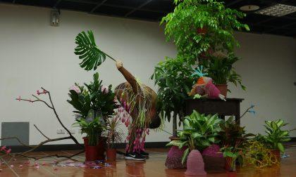 Sovvertire il linguaggio, tra danza, botanica e tai-chi al Garage Nardini