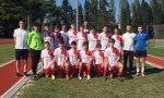 I giovanissimi del Colceresa vincono il 41^ Torneo Città di Bassano