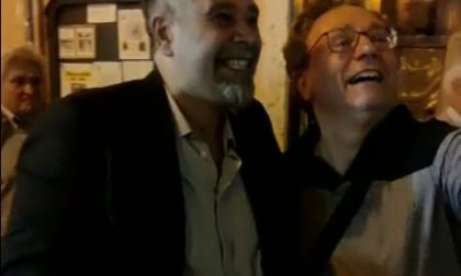 Giancarlo Acerbi è sindaco di Valdagno