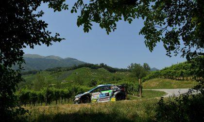 Rally Marca, Signor in recupero su Pedersoli