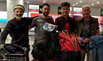 Valanga travolge quattro alpinisti vicentini in Pakistan FOTO