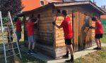 Trenta giovani di Colceresa hanno aderito al progetto «Ci sto? Affare fatica»