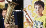 Tromba e basso tuba, italenti de «La Nota»