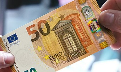 Acquista in profumeria pagando con una banconota falsa: Denunciata