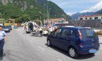 Arsiero: Sinistro stradale con ferito in via dei Longhi