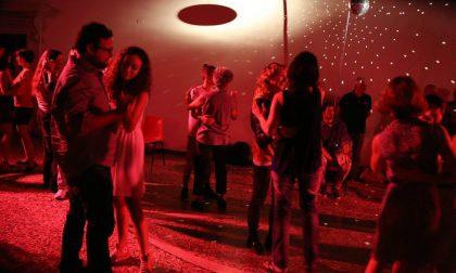 La danza anima le maestose sale di Villa Da Porto