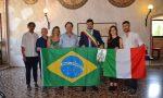 Marostica, visita dell'assessore della gemellata  Città di São Bernardo do Campo